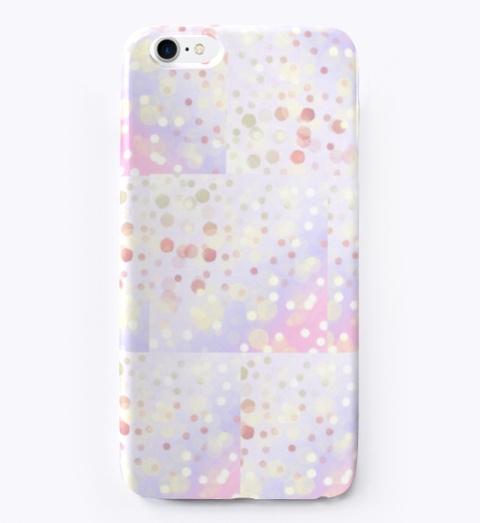 Bubble Designer Cell Phone Case Standard T-Shirt Front