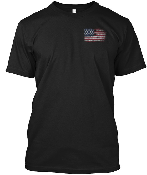 The Unappreciated Limited Edition Black T-Shirt Front