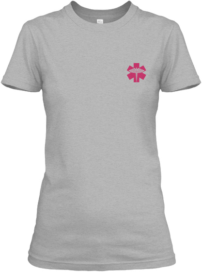 Pharmacy Technician Limited Edition Sport Grey T-Shirt Front