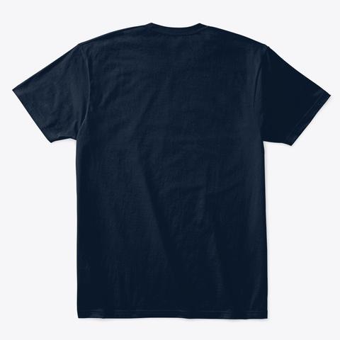 Boondock Adventurer New Navy T-Shirt Back