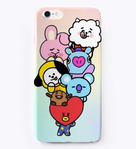 bt21 iphone xs case