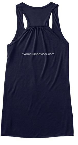 Rivercruiseadvisor.Com Midnight Women's Tank Top Back