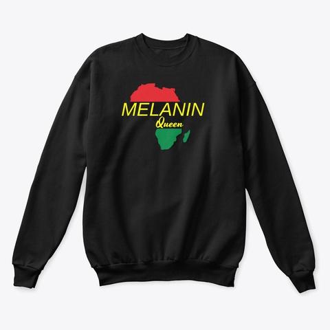 N Black T-Shirt Front
