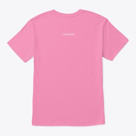 Unicorn Pink T-Shirt Back