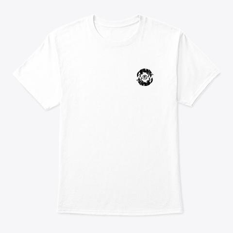 Choose Life Choose Mezcal White T-Shirt Front