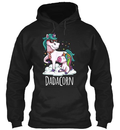 Kids T-Shirt A Unicorn T-Shirt Gift for Dads Fathers Dadacorn