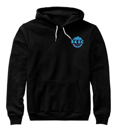 Bkxc Logo Hoodie   Late 2017 Black Sweatshirt Front