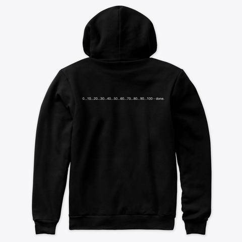 Gdal T Shirt Black T-Shirt Back