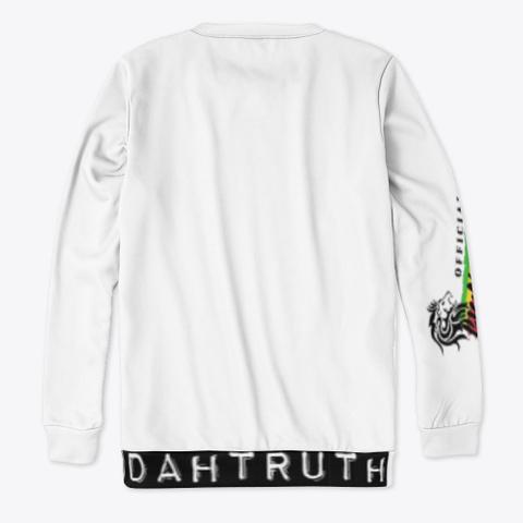 #Lionof Judah Truth Apparel Standard T-Shirt Back