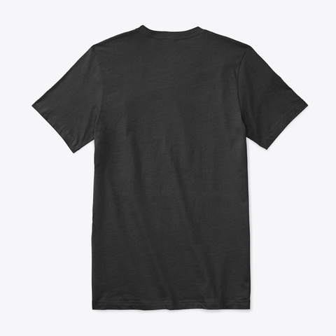 Halloween T Shirt Holiday Black T-Shirt Back