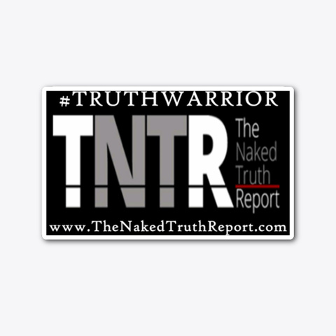 The Naked Truth Report Housewares Standard T-Shirt Front