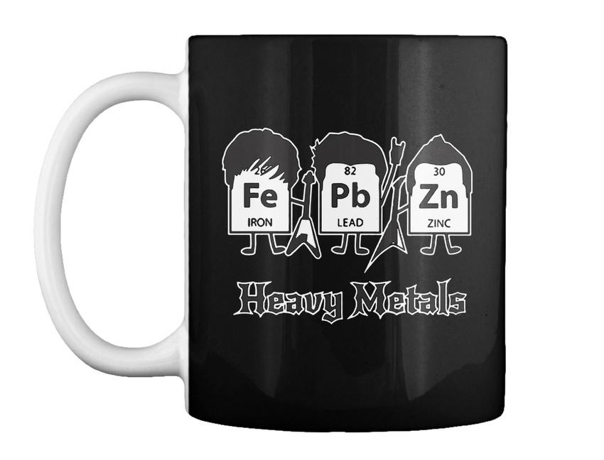 Heavy metals periodic table science band 26 fe iron 82 pb lead heavy metals periodic table science band 26 fe urtaz Gallery
