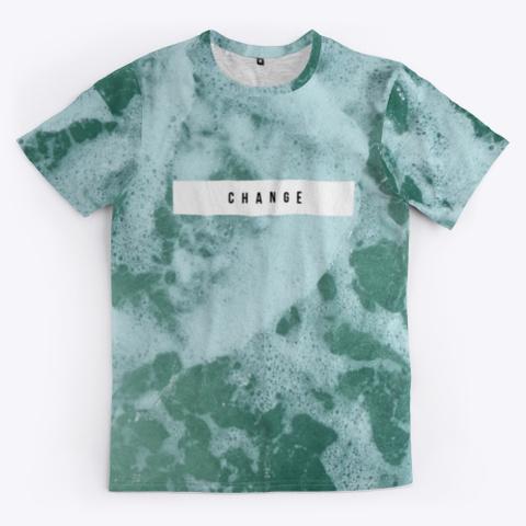 Change Standard T-Shirt Front