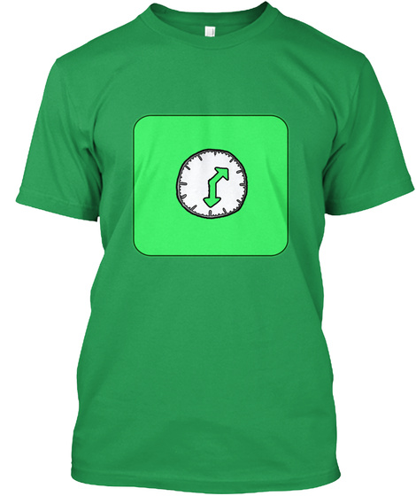 Twinlightenment   Inspiration Kelly Green T-Shirt Front