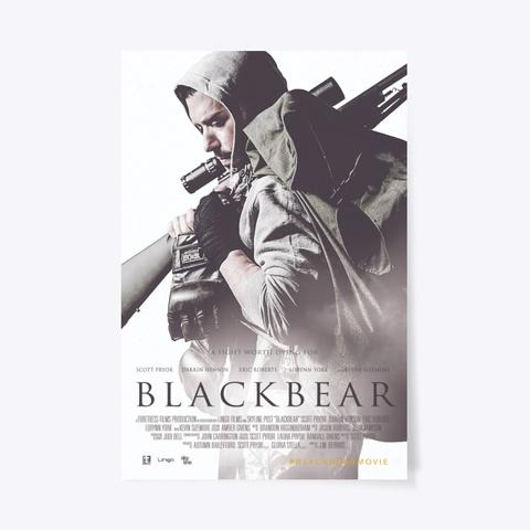 Blackbear Movie Standard T-Shirt Front