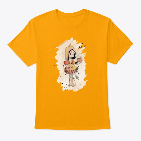Ginger Queen Of Munchkins 2019 Gold Kaos Front