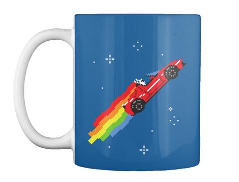 Nyan Roadster Mug [Usa] #Sfsf Dk Royal Mug Front