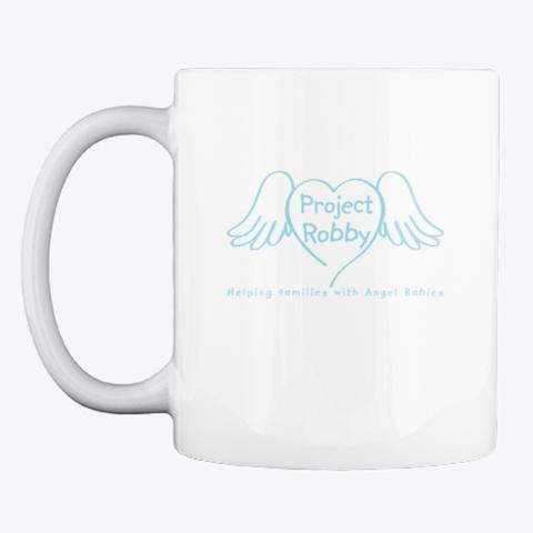Project Robby Mug White Mug Front