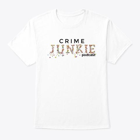 crime junkie merch password