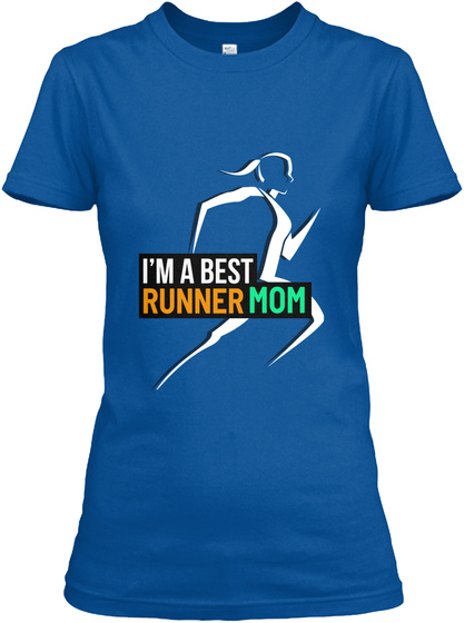 Runner Mom Shirt
