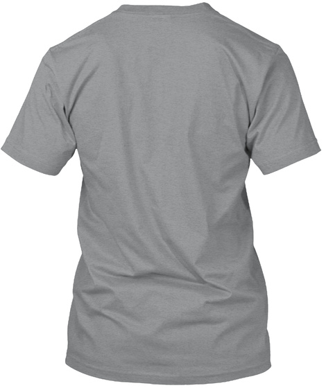 Happy Halloween, Feeling Batty Athletic Heather T-Shirt Back