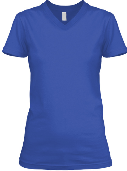 Heel Zoutelande Naar Cas 2018 Royal T-Shirt Front