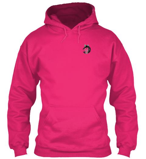 Villi Poni Farm  Heliconia Sweatshirt Front