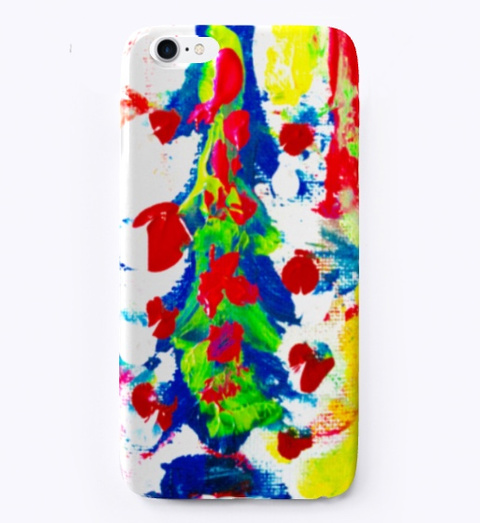 Tis The Season Colorful Phone Case! Standard T-Shirt Front