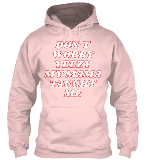 Mother's Day Gift Light Pink T-Shirt Front