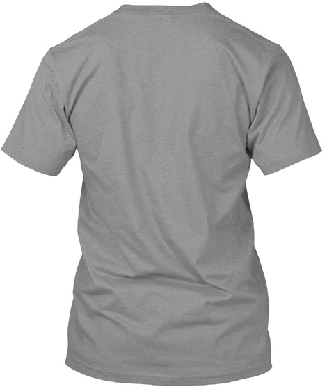 Real Men Marry Radiographers (Limited) Athletic Heather T-Shirt Back