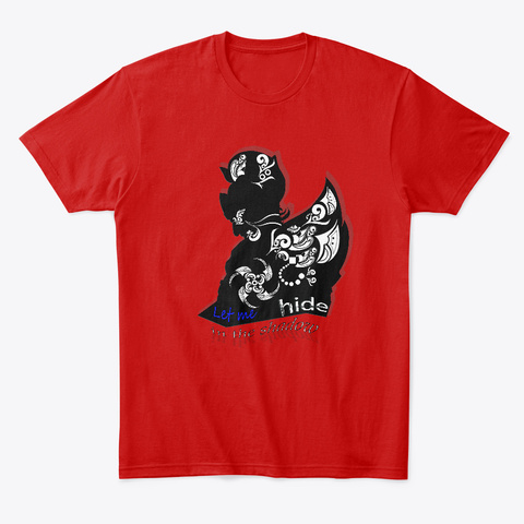 Gatot Koco Stile Classic Red T-Shirt Front
