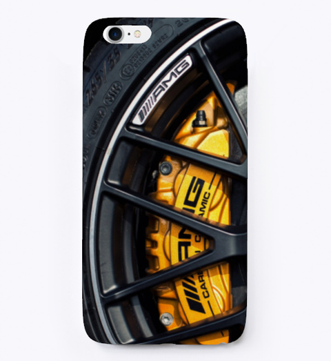 Racing Phone Case Standard T-Shirt Front