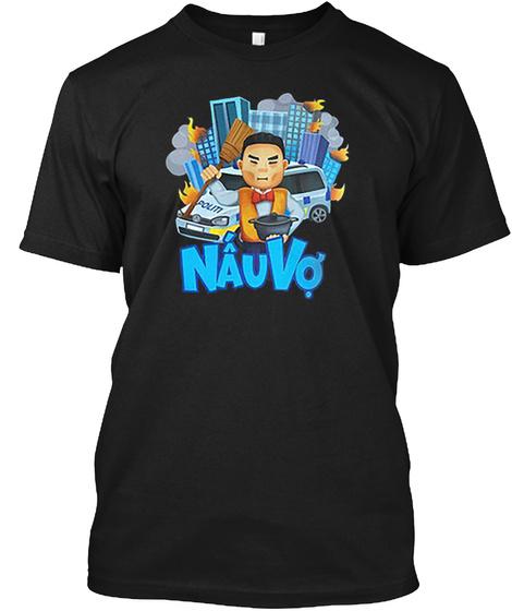 Goh Dao V2 T Shirt Black T-Shirt Front