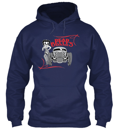 32 Ford Is Here!  Most Popular Design!!! Navy T-Shirt Front