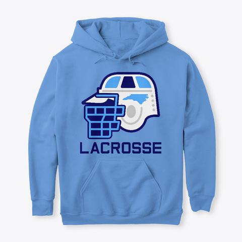 Chapel Hill Vintage Bucket Carolina Blue Camiseta Front