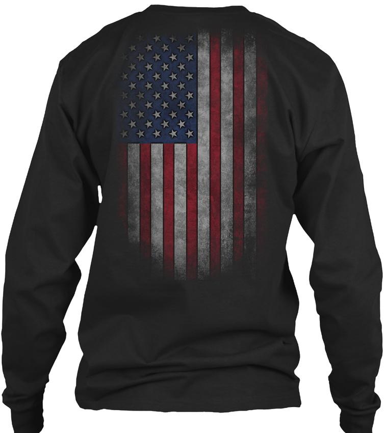 Sturgis-Family-Honors-Veterans-Gildan-Long-Sleeve-Tee-T-Shirt thumbnail 6