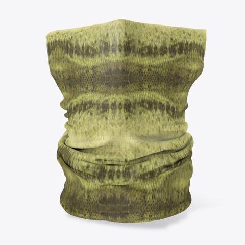 Largemouth Bass Neck Gaiter Standard T-Shirt Front