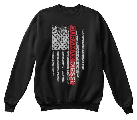 Duramax Diesel Black T-Shirt Front
