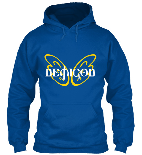 Depigod Royal Sweatshirt Front