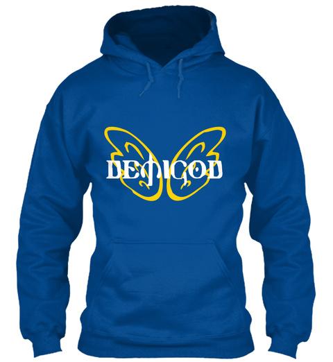Depigod Royal Sweatshirt Front