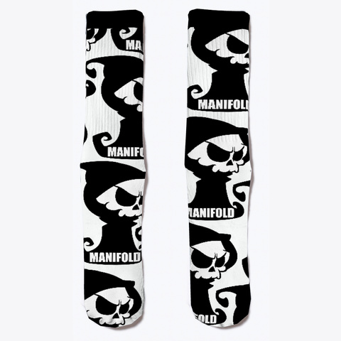 Manifold Socks! Standard T-Shirt Front