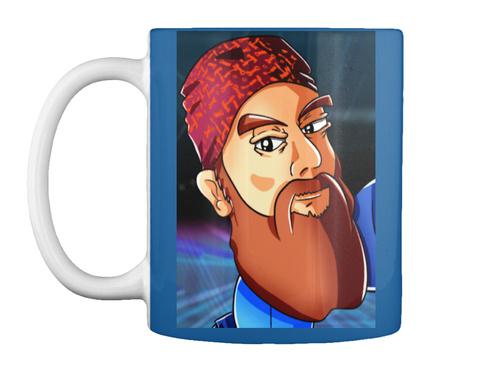 Mega Harv Coffee Mug Dk Royal Mug Front