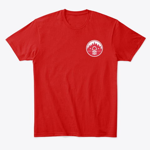 Nffcnyctee Classic Red Maglietta Front