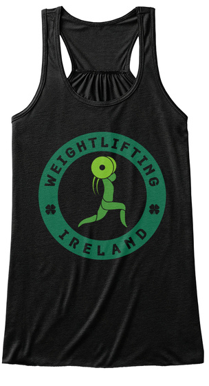 Road To Worlds / Seán Brown (Female) Black T-Shirt Front