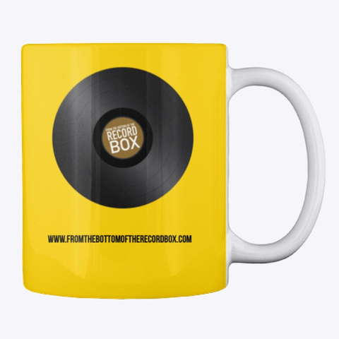 Ftbotrb Mug Lemon Yellow T-Shirt Back