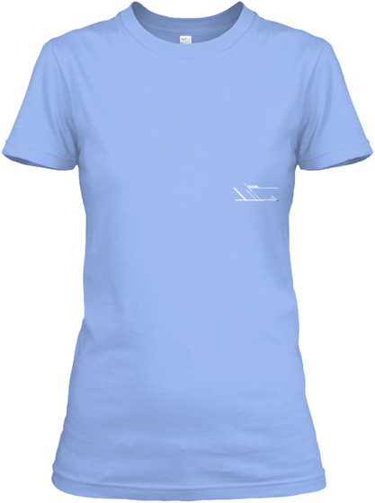 Optibotimus Blue Tech Light Blue T-Shirt Front