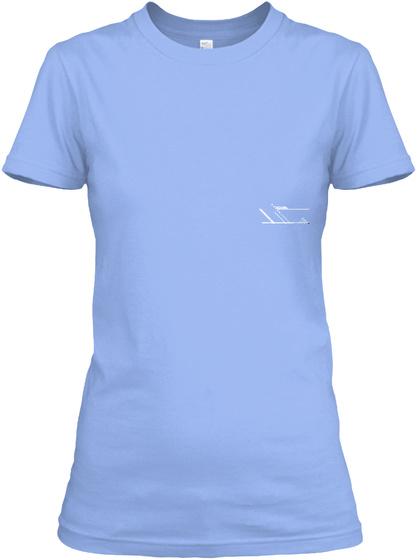 Optibotimus Blue Tech Light Blue T-Shirt Front