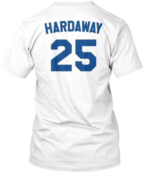 huge selection of e3d9f cef1c 901 Penny Hardaway White Shirt number