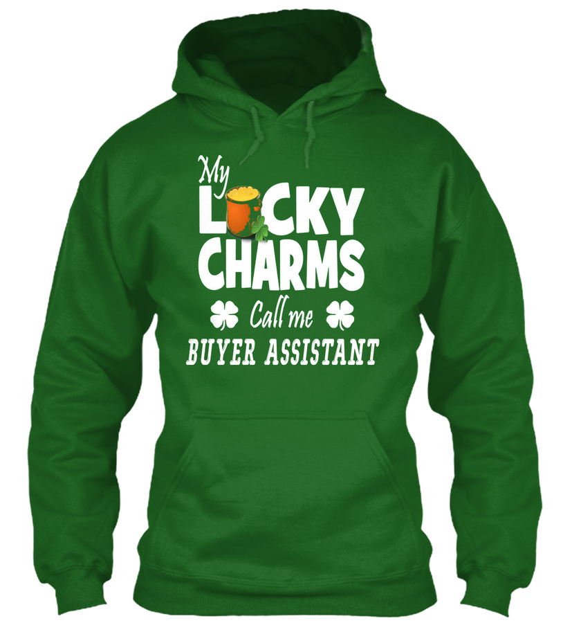 MY LUCKY CHARMS CALL ME BUYER ASSISTANT Unisex Tshirt