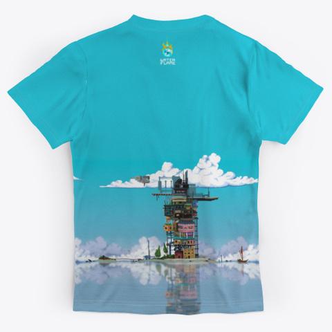 Welkin Standard T-Shirt Back